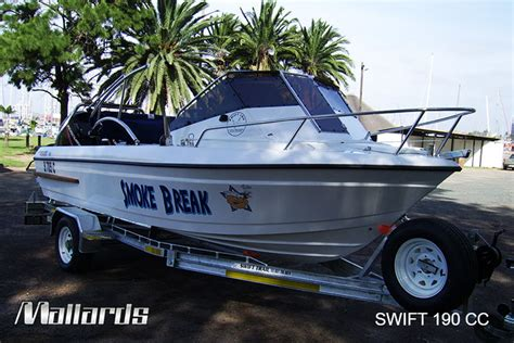 Swift Fishing Boat 2016 by Swift 190 Forward And Center Console Mallards Marine
