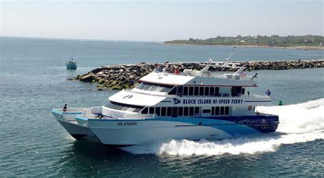 Catamaran Block Island by Block Island Ferry