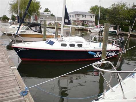 Used Boat Trailers Long Island New York by Rhodes 22 1989 Southshore Of Long Island New York