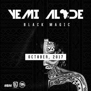 "Yemi Alade Unveils Third Studio Album Artwork ""Black Magic ..."