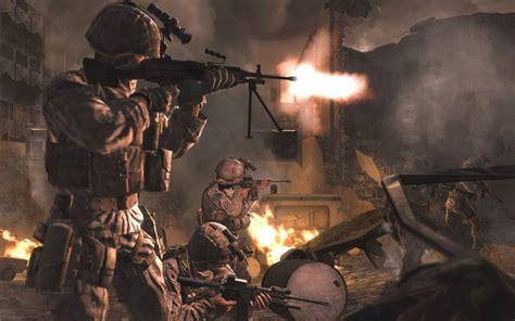 call of duty 4 modern warfare free version