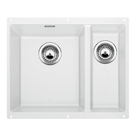 blanco subline 340 160 u undermount silgranit kitchen sink
