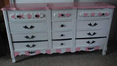 Black Dresser Pink Drawers by Furniture Artistic Picture Of Vintage Bedroom Decoration
