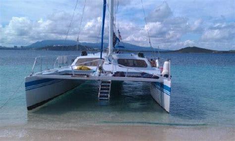 Catamaran Puerto Rico Fajardo by Back Of The Catamaran Picture Of East Island Excursions