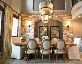 modern rustic dining dining room by robin