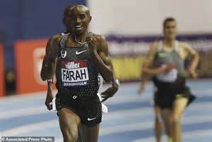 Farah wins final indoor race of career in European record ...