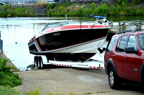 Peter Griffin Boat by Boat And Trailer Free Stock Photo Public Domain Pictures