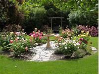 nice rose garden design Simple Design Ideas Rose Garden Plans | flowers in 2018 ...