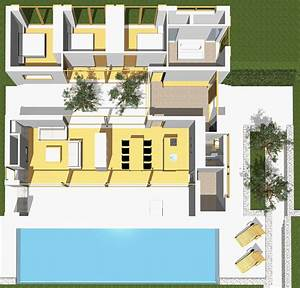 Moderne Häuser Mit Grundriss : moderne hauser grundriss interior design und m bel ideen ~ Markanthonyermac.com Haus und Dekorationen