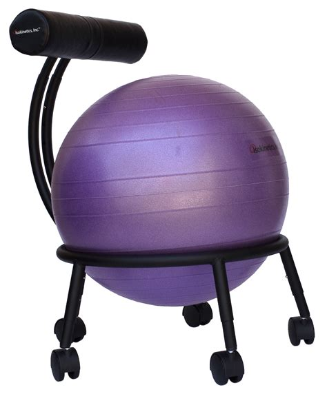 isokinetics inc exercise chair black metal frame adjustable ebay