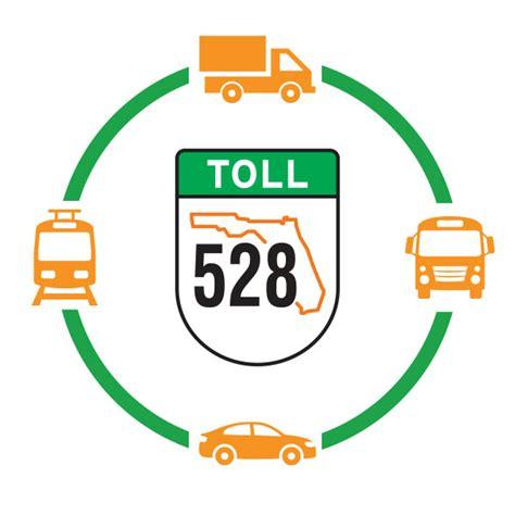 Sr 528 (beachline Expressway)  Central Florida Expressway