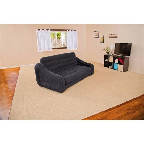 intex pullout air sofa bed mattress