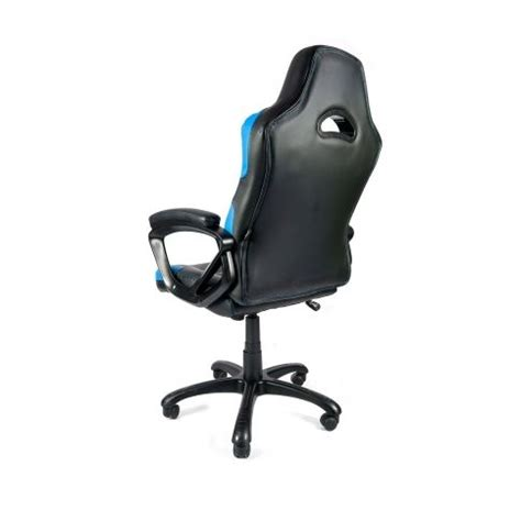 arozzi enzo gaming chair blue pulju net