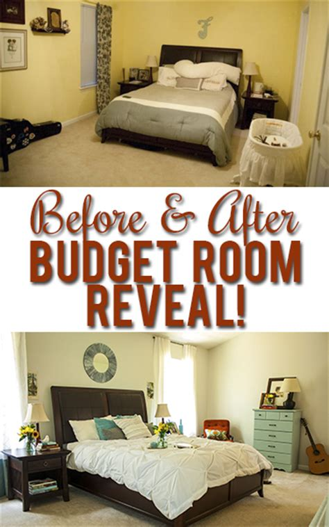 One Week Flash Mob Room Refresh On A Budget!  * View