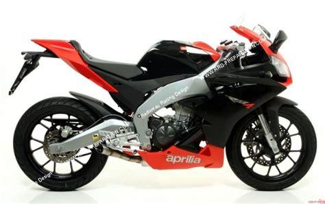 pot d 233 chappement arrow racing pour aprilia rs4 125cc 4 temps a partir de 2011 catalys 233 ou non