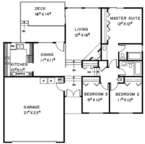 fresh split floor house plans tri level house floor plans