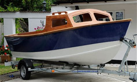 Homemade Cuddy Cabin Boats by Plywood Boat Designs Wooden Powerboat Plans Boat Plans