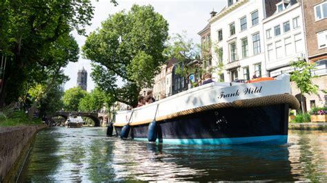 Sloep Utrecht by Varen En Brouwerij Arrangement Sloep Huren Utrecht