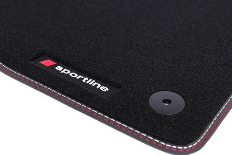premium sportline tapis de sol pour seat ibiza 5 v 6j 6p 233 e 2008 tapis de voiture pour seat