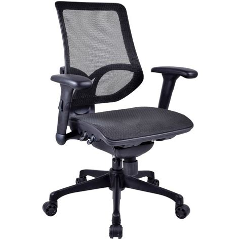 workpro task chair with arms seat slide mesh back seat