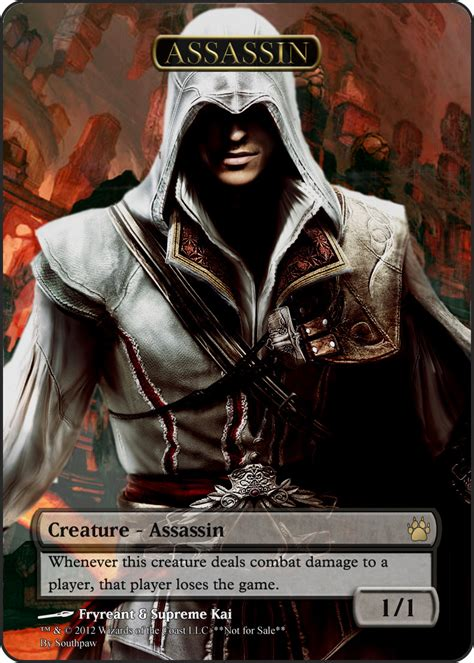 Mtg Assassin Token Deck by Vraska The Unseen Assassin Token