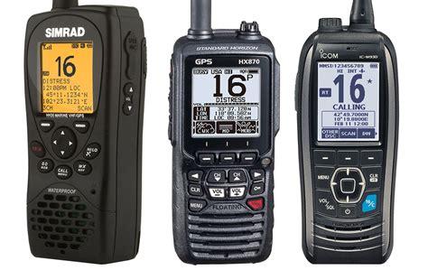 Boat Hand Radio by Best Handheld Vhf Radios Boats