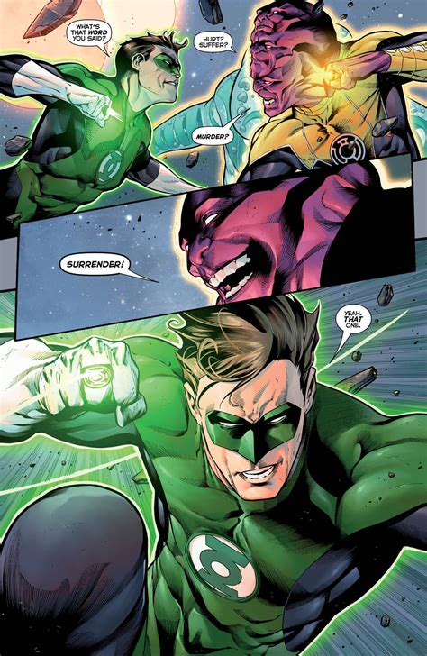exclusive preview hal the green lantern corps 2