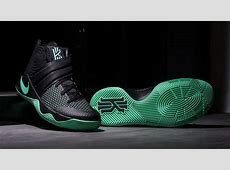 Get Ready to Glow with the Nike Kyrie 2 'Green Glow