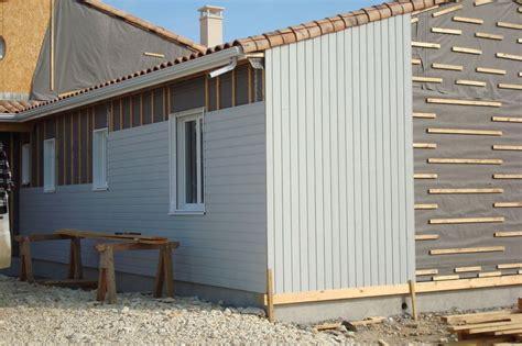 suite du bardage ext 233 rieur ma maison en bois de a 224 z