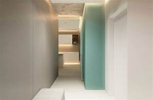Flur Wandgestaltung Ideen : raumgestaltung ideen in grau 5 moderne appartements ~ Markanthonyermac.com Haus und Dekorationen