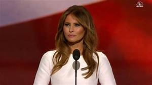 In Rare Appearance, Melania Trump Adds Softer Tone to RNC ...