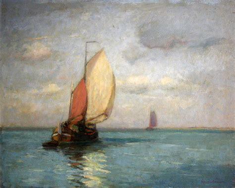 Boten Te Koop Veere by Laatste Week Zeeschilders Henri En Maurice Seghers