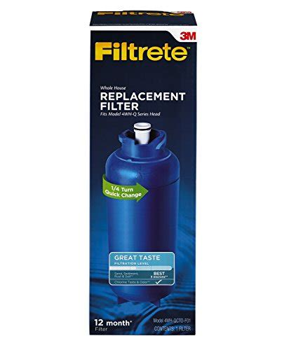 Filtrete Sink Standard Replacement Water Filter by International Shipping Filtrete 4wh Qcto S01 Whole House