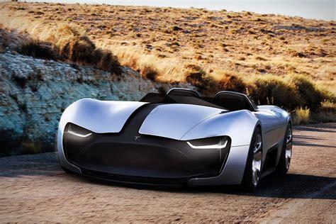 Tesla Roadster Y Concept Uncrate