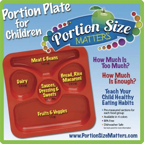 portion plates for ebay