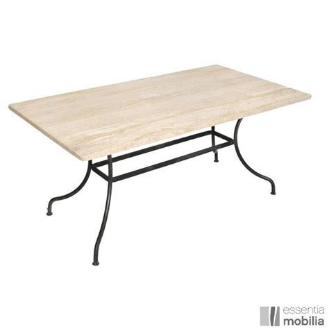 table de repas marbre ou granit et pieds en fer forg 233 essentia mobilia
