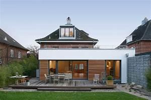 Holzanbau Am Haus : anbau auf der gartenseite ~ Markanthonyermac.com Haus und Dekorationen
