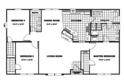 Clayton Mobile Home Floor Plans Photos by Clayton Homes Floor Plans Clayton Yes Series Mobile Homes