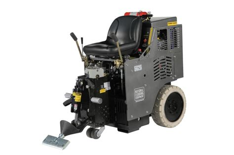 national 5625 panther propane ride on floor surface