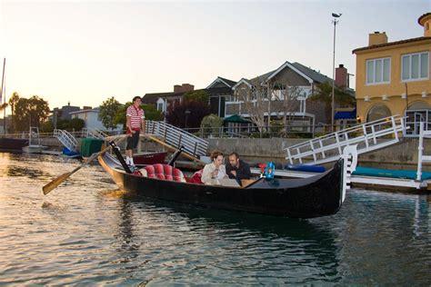 Boat Party Rentals In Los Angeles Ca by Gondola Rides In Los Angeles And Orange County
