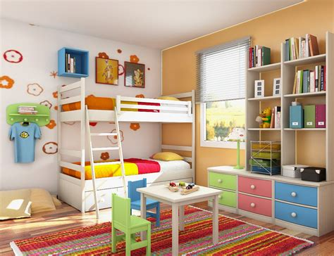 15 Kids Room Decorating Ideas And Samples