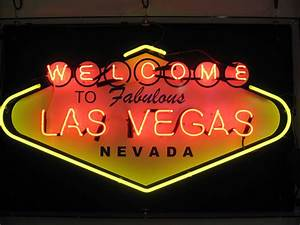 Las Vegas Neon Sign | Free Delivery!