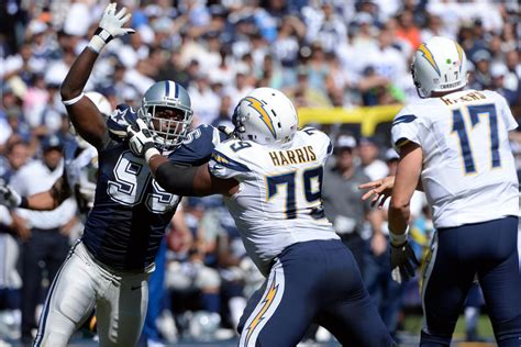 San Diego Chargers Player Focus