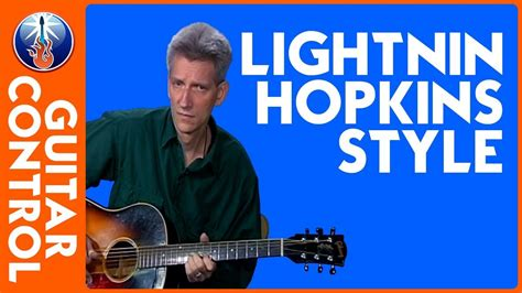 """Lightnin' Hopkins Plays """"hopkins' Sky Hop"""