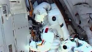 Luca Parmitano spacewalk, NASA Astronaut Nearly Drowned, Video
