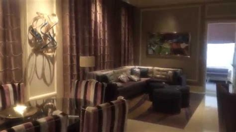 new bellagio two bedroom penthouse suite