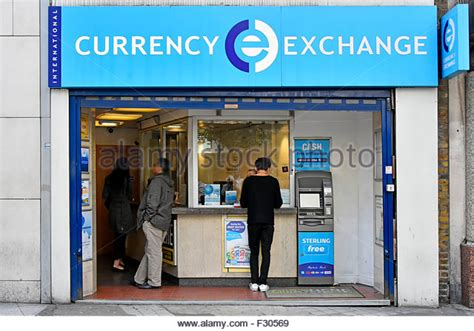 currency exchange booth stock photos currency exchange booth stock images alamy