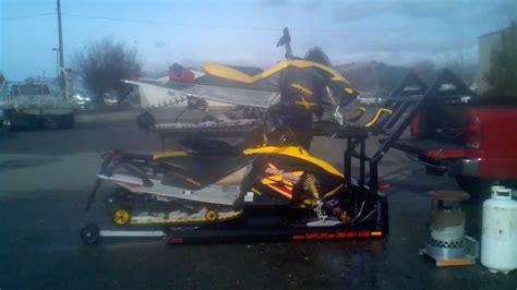 hydraulic sled deck tufflift net 208 661 3100