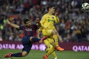 Barcelona 6-0 Getafe: Lionel Messi, Neymar and Luis Suarez ...
