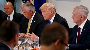 As UK cuts off intel sharing, Trump meets European leaders ...